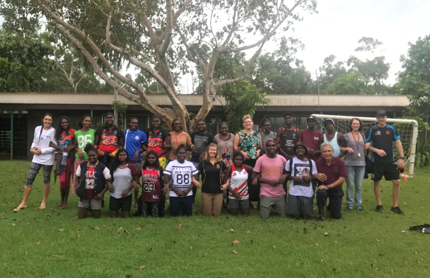 Yirrkala Stars say 'No More'