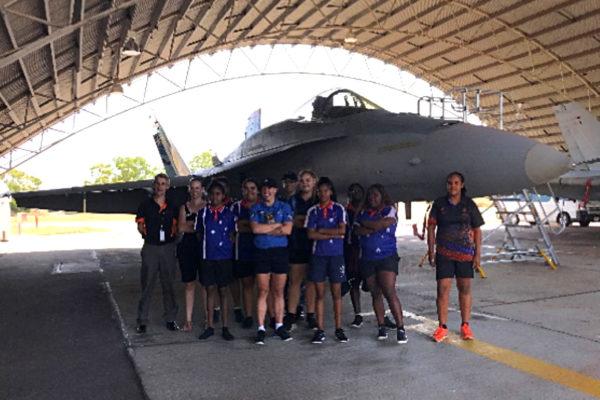 RAAF visit