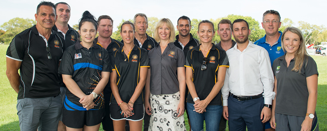 Cricket Australia and Stars Foundation Partnership Launch