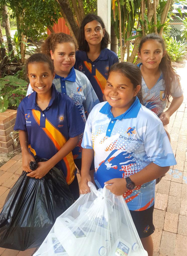Dripstone Community Girls